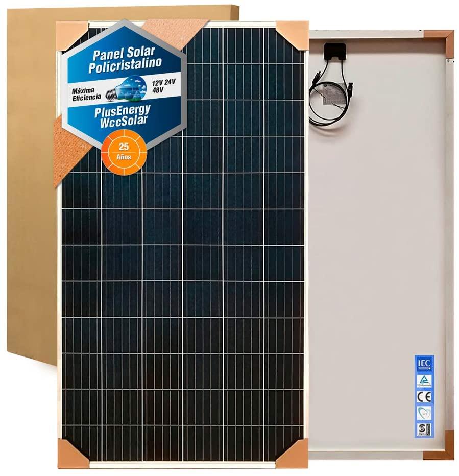Panel Solar de fotovoltaico 500W 24V