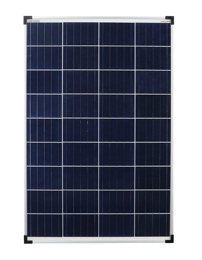 Panel solar fotovoltaico 12 V 100 W