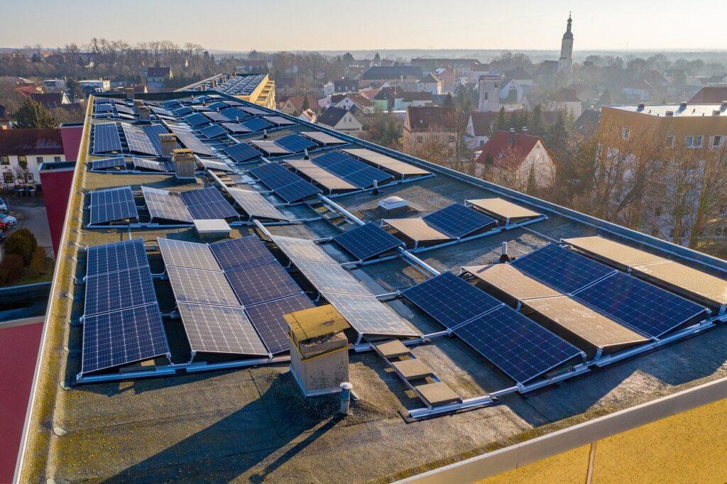 tejados fotovoltaicos